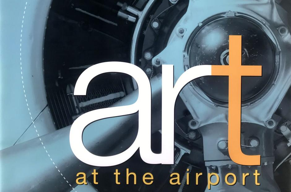 Art at the Airport Cover Image
